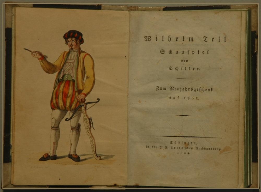 Скачать книгу шиллера вильгельм телль