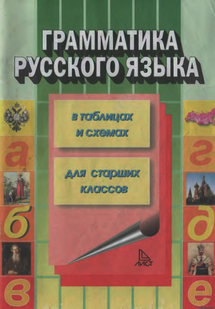 """Грамматика русского языка"